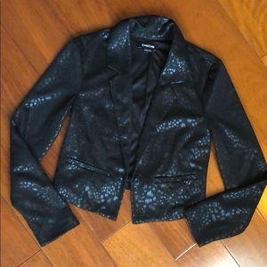 BEBE Black Blazer